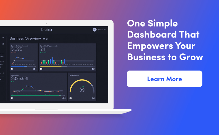 One Simple Dashboard to Empower Your Business to Grow LEARN MORE
