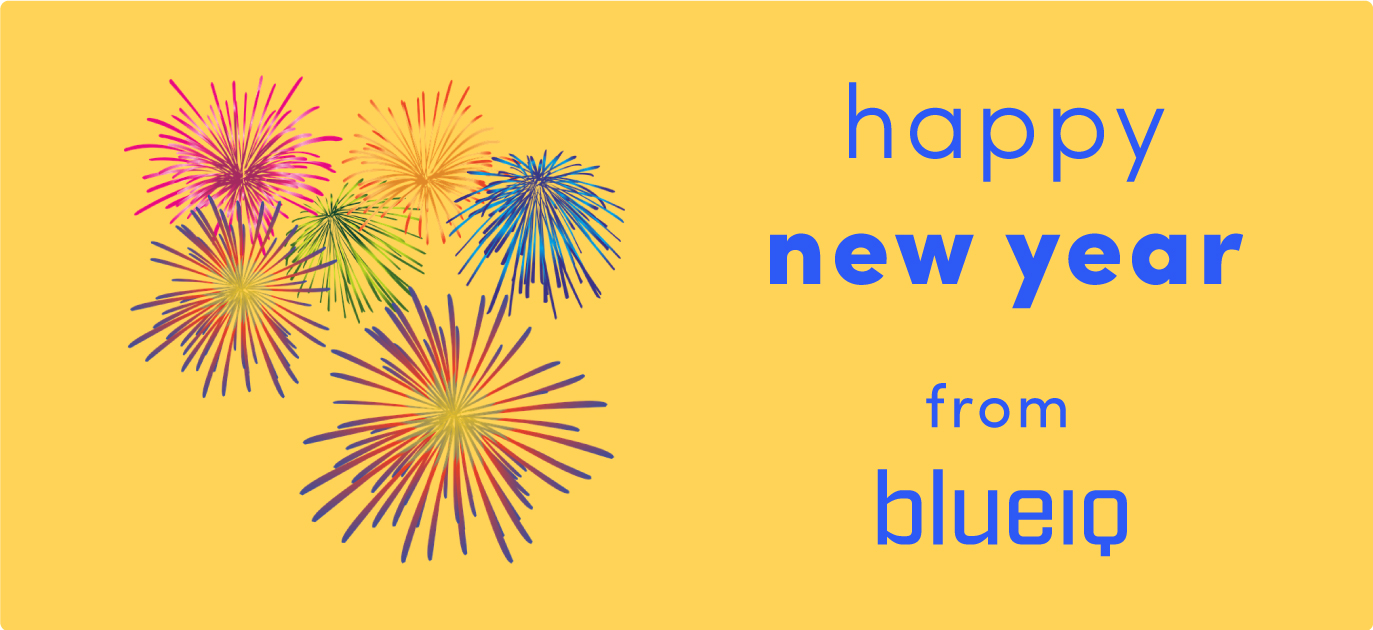 Happy New Year from BlueIQ