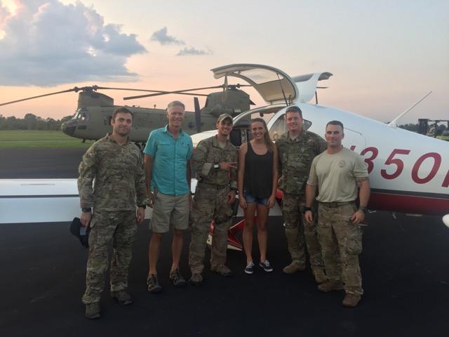 Hurricane Harvey: Airlift Team