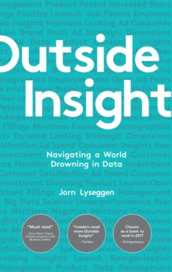 "Penguin Books ""Outside Insights"" by Jorn Lyseggen"